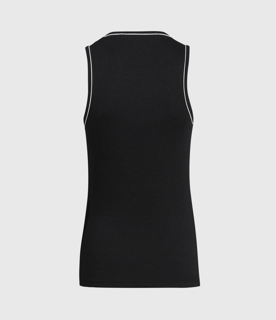 Womens Freyla Vest (black) - Image 2