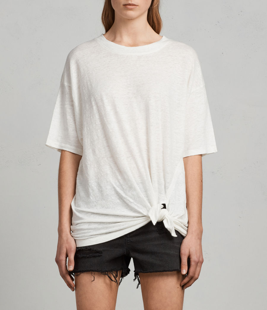 Women's Meli T-Shirt (chalk_white) - Image 1
