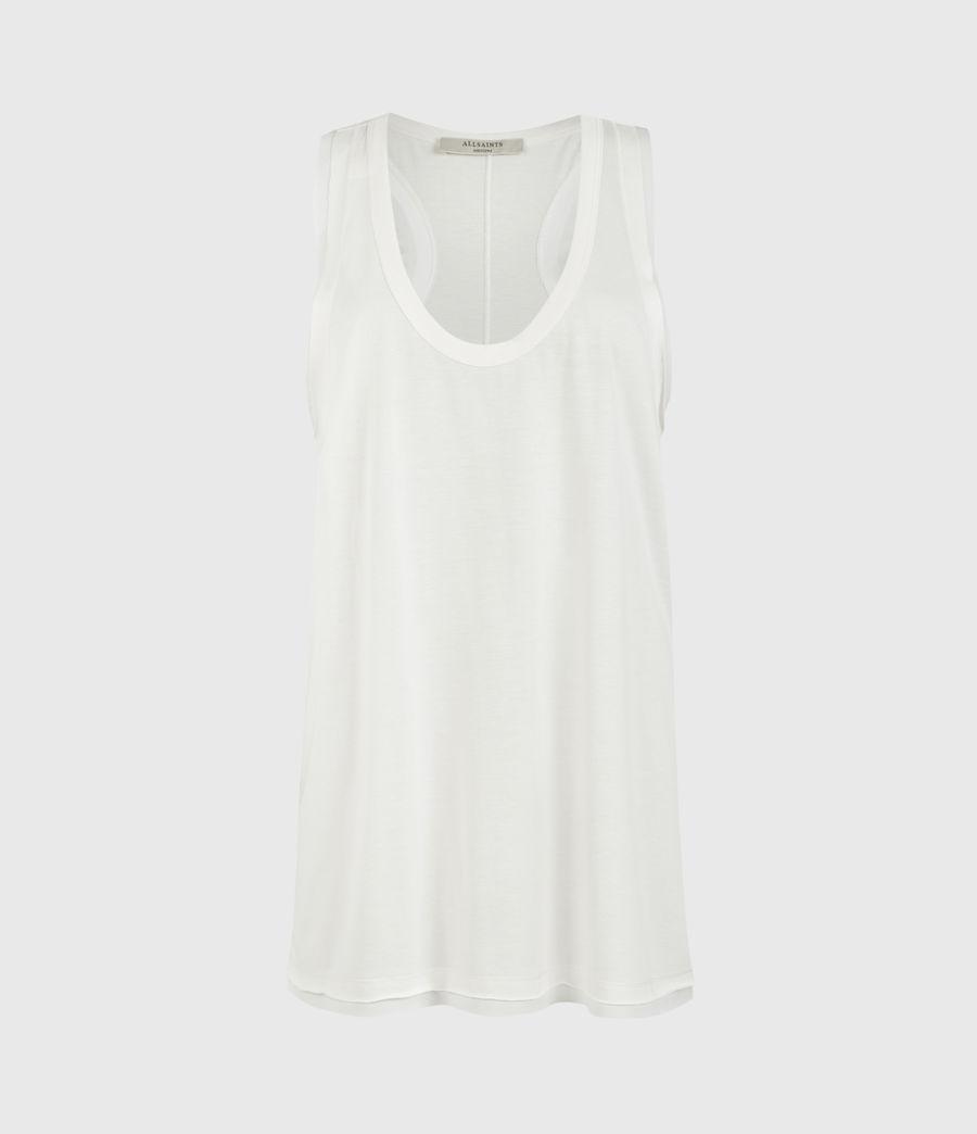 Damen Ami Tanktop (chalk_white) - Image 1