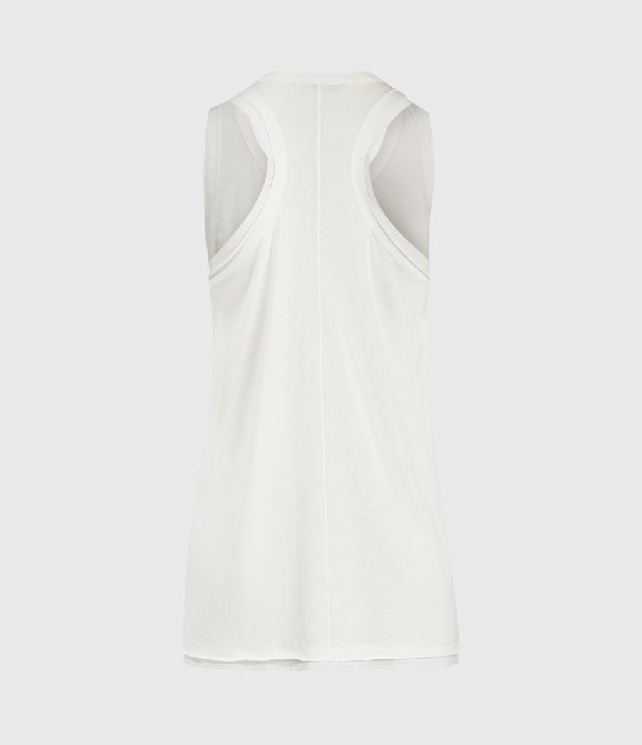 Damen Ami Tanktop (chalk_white) - Image 2