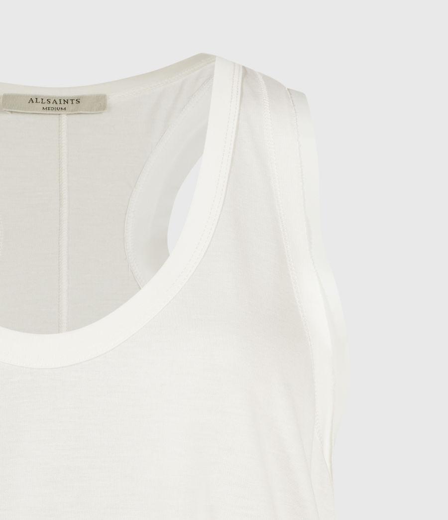 Damen Ami Tanktop (chalk_white) - Image 3
