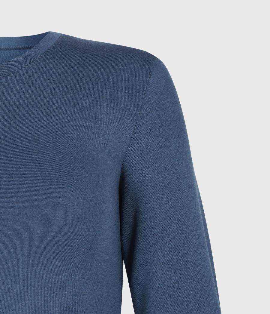 Women's Hatti Long Sleeve T-Shirt (dock_blue) - Image 5