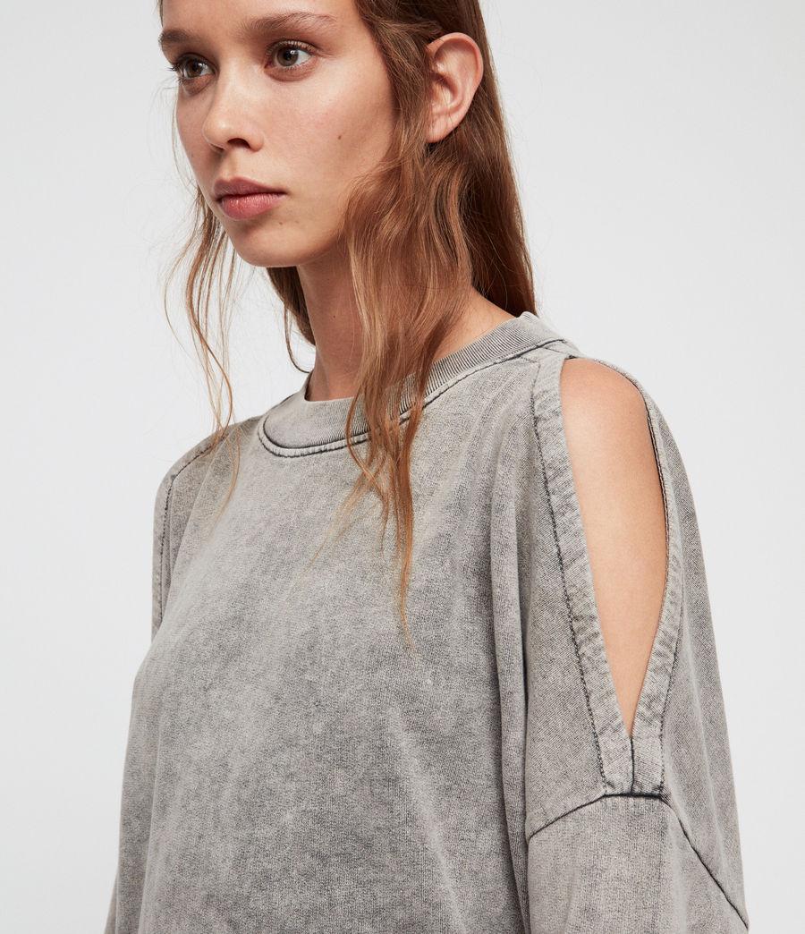 Damen Unai Sweatshirt (light_grey) - Image 2