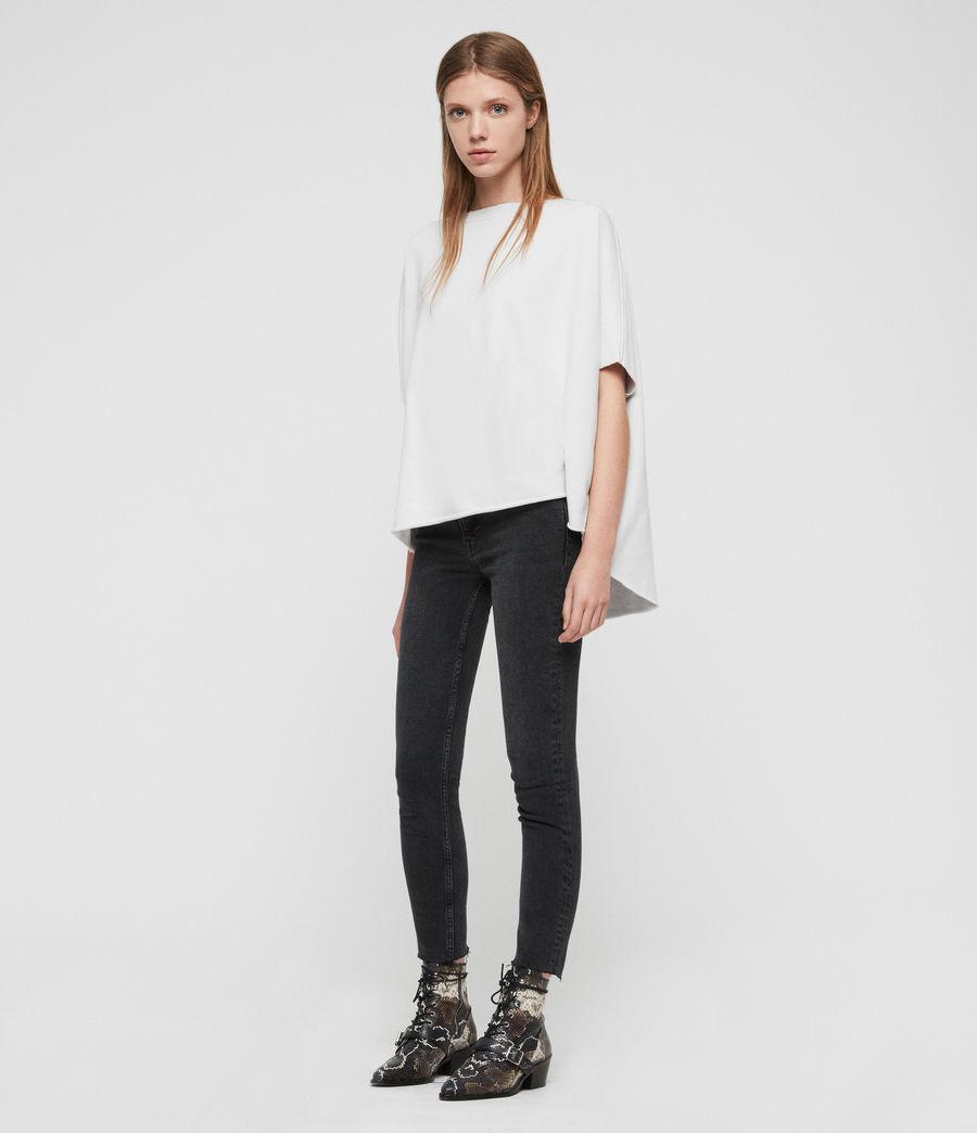 Womens Xonda Sweatshirt (washed_grey) - Image 2