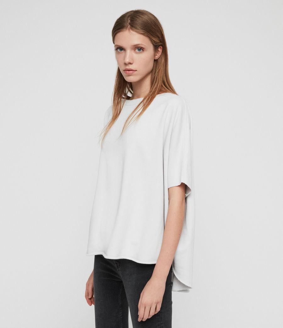 Womens Xonda Sweatshirt (washed_grey) - Image 3