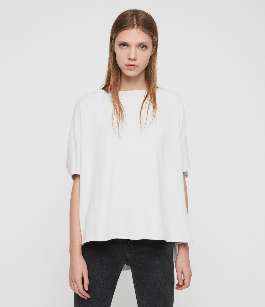 Womens Xonda Sweatshirt (washed_grey) - Image 4
