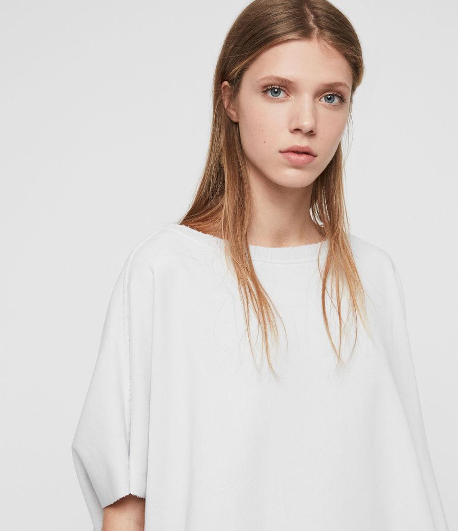 Womens Xonda Sweatshirt (washed_grey) - Image 5