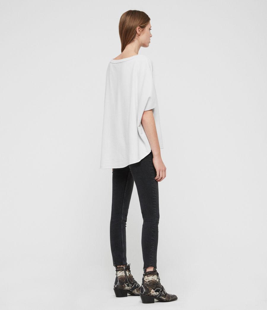 Womens Xonda Sweatshirt (washed_grey) - Image 6