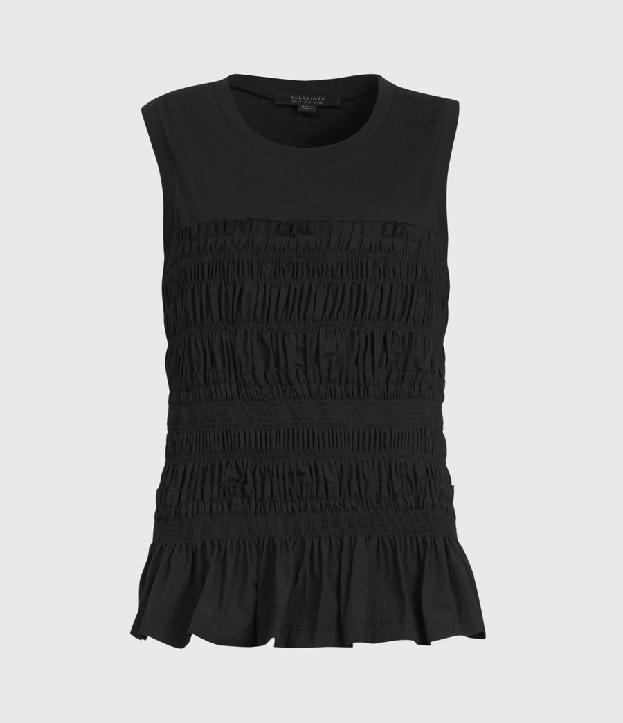 Women's Ashleigh Cami (black) - Image 1