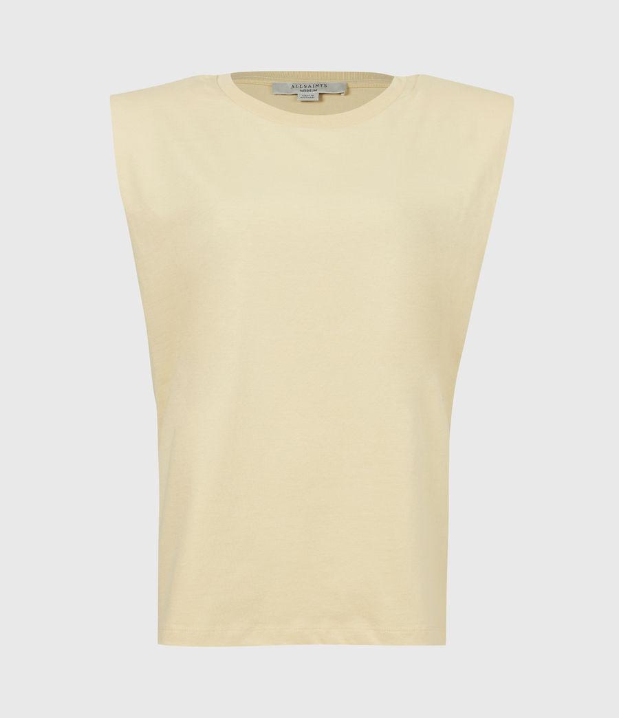 Damen Coni Tanktop (sunstone_yellow) - Image 2