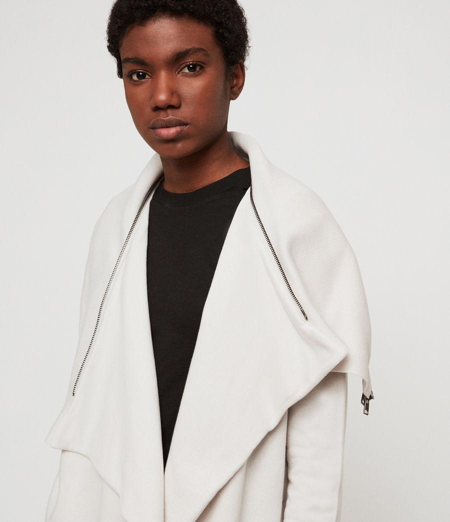 058f9375cb5027 ALLSAINTS US  Womens Dahlia Sweatshirt (ivory white)