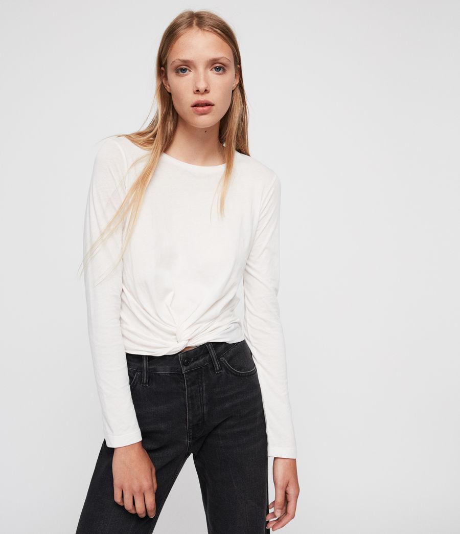Mujer Camiseta Carme (vintage_white) - Image 1