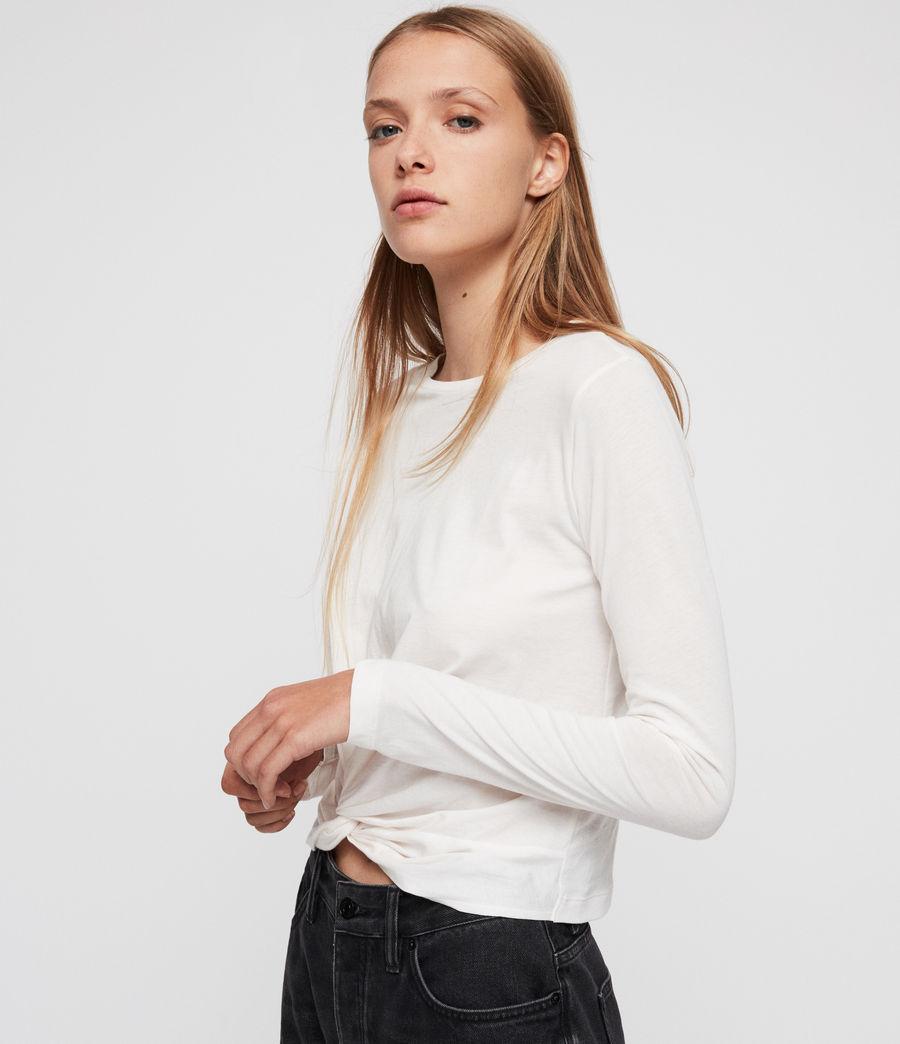 Mujer Camiseta Carme (vintage_white) - Image 3