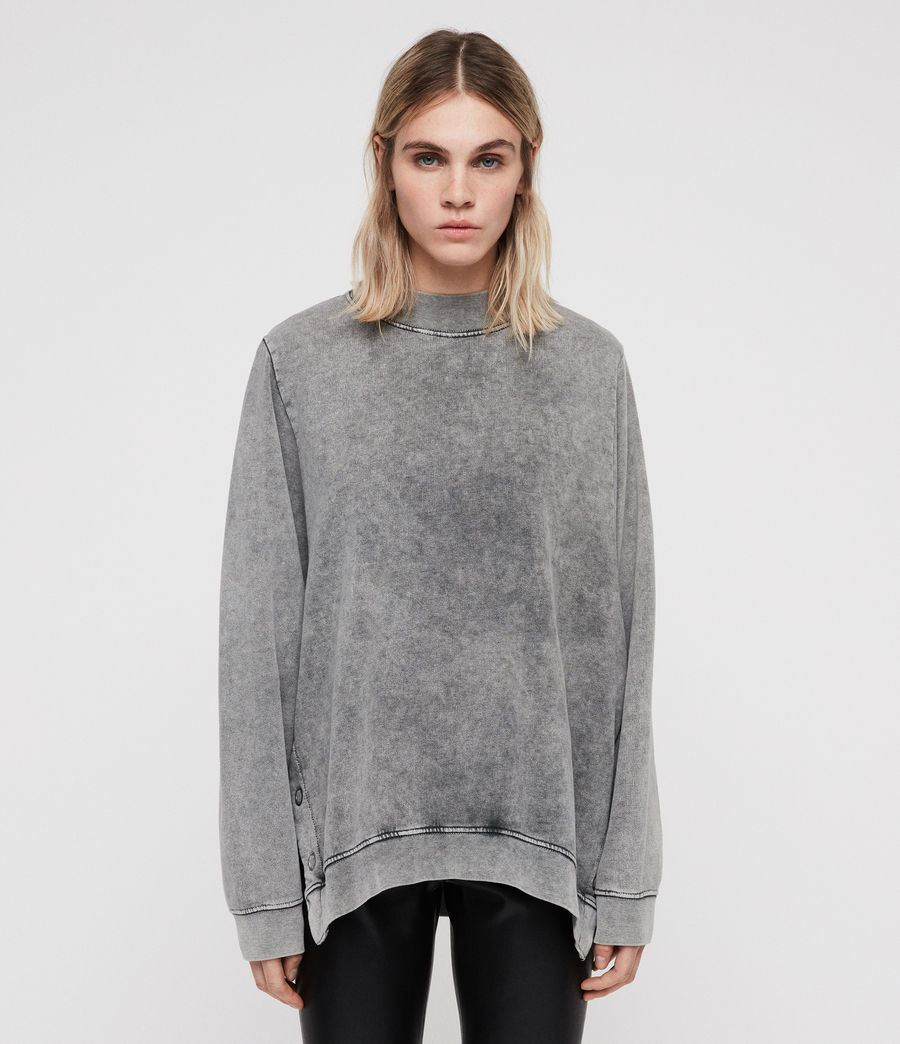 Women's Leti Freida Sweatshirt (light_grey) - Image 3