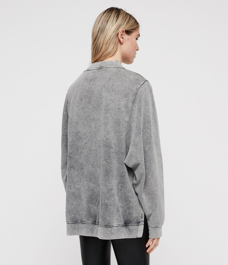 Women's Leti Freida Sweatshirt (light_grey) - Image 4