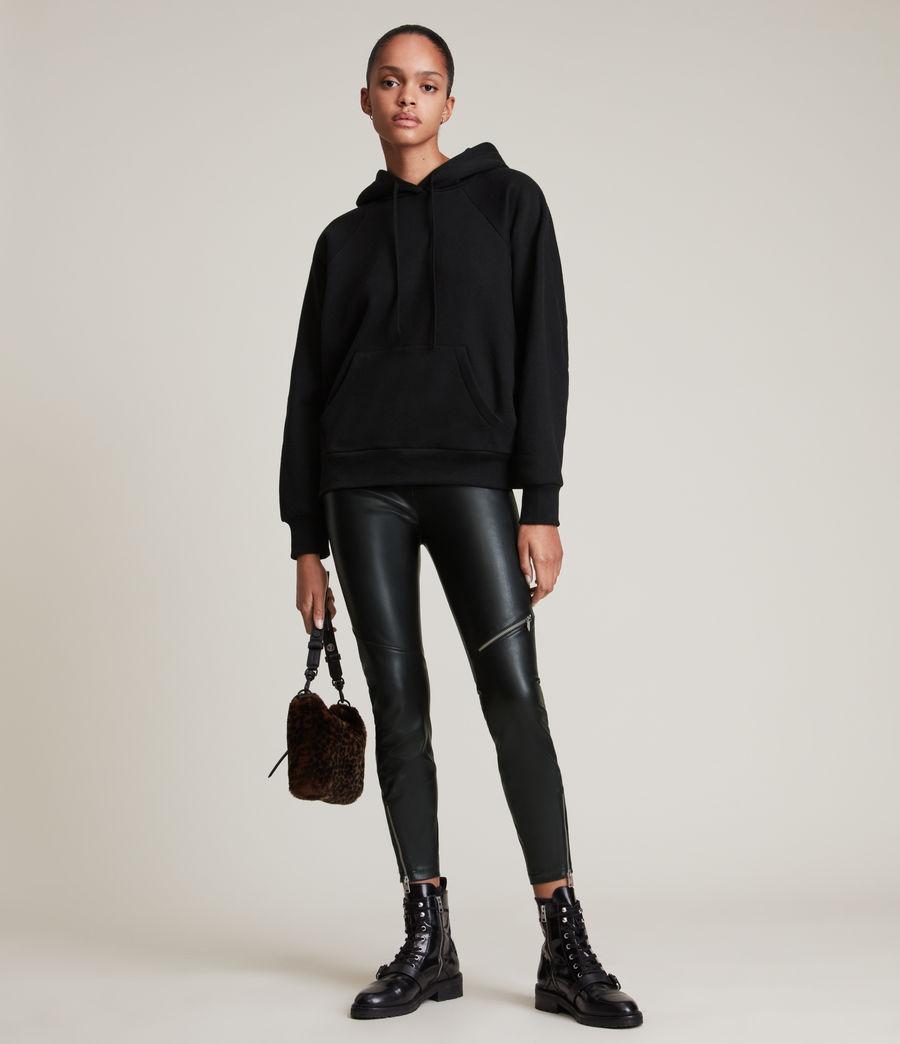 Mujer Sudadera con Capucha Talon AllSaints (black) - Image 1