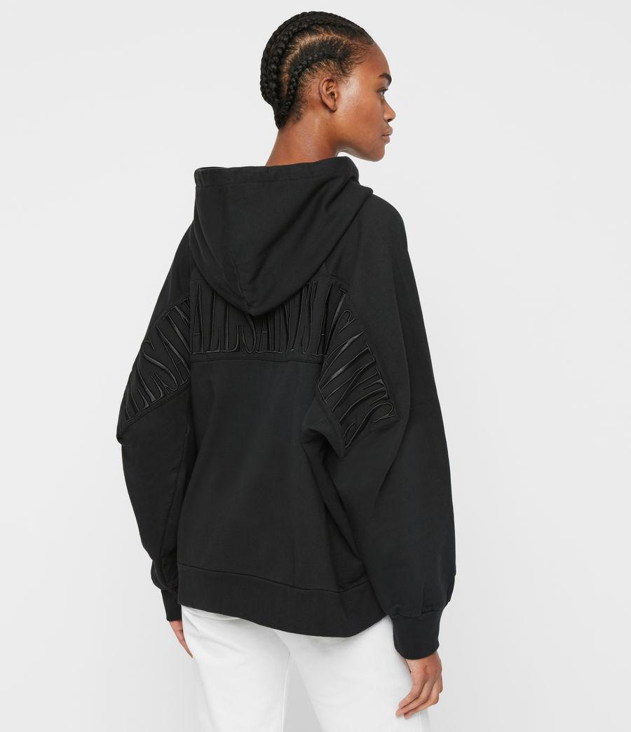 Mujer Sudadera con Capucha Talon AllSaints (black) - Image 5