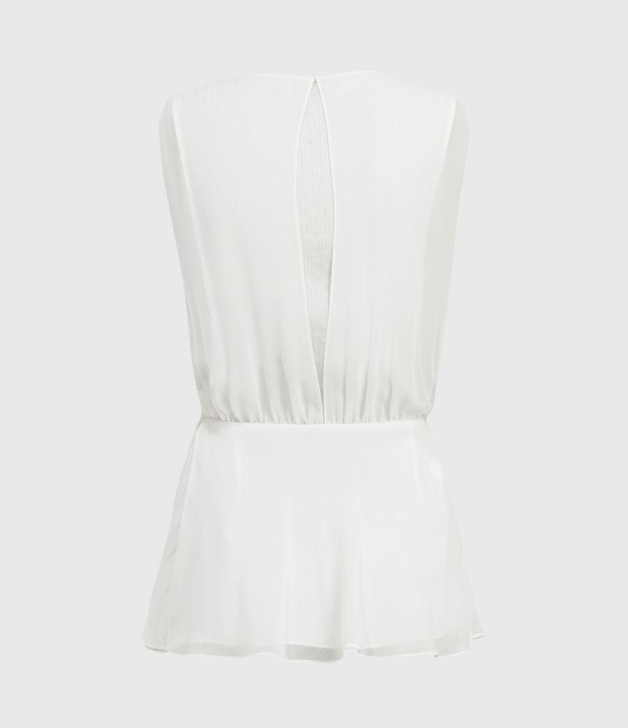 Mujer Celeste Top (chalk_white) - Image 2