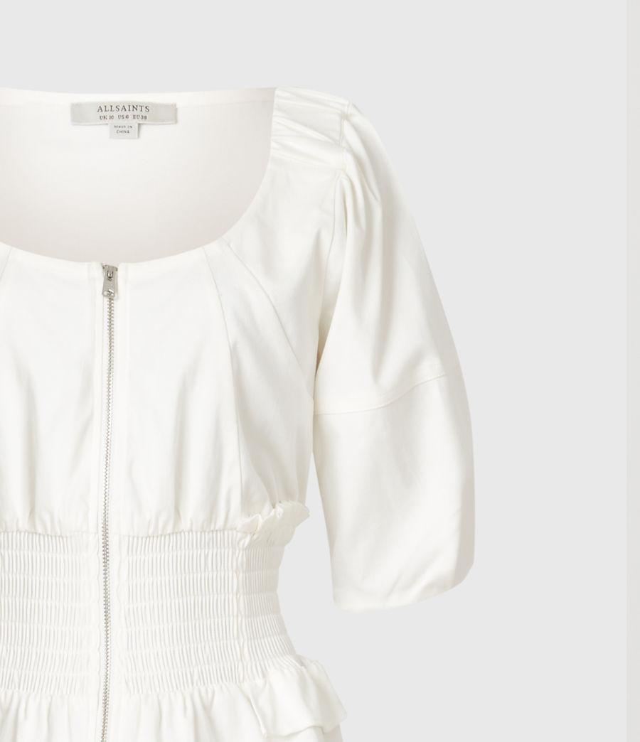 Femmes Top Elektra (white) - Image 5