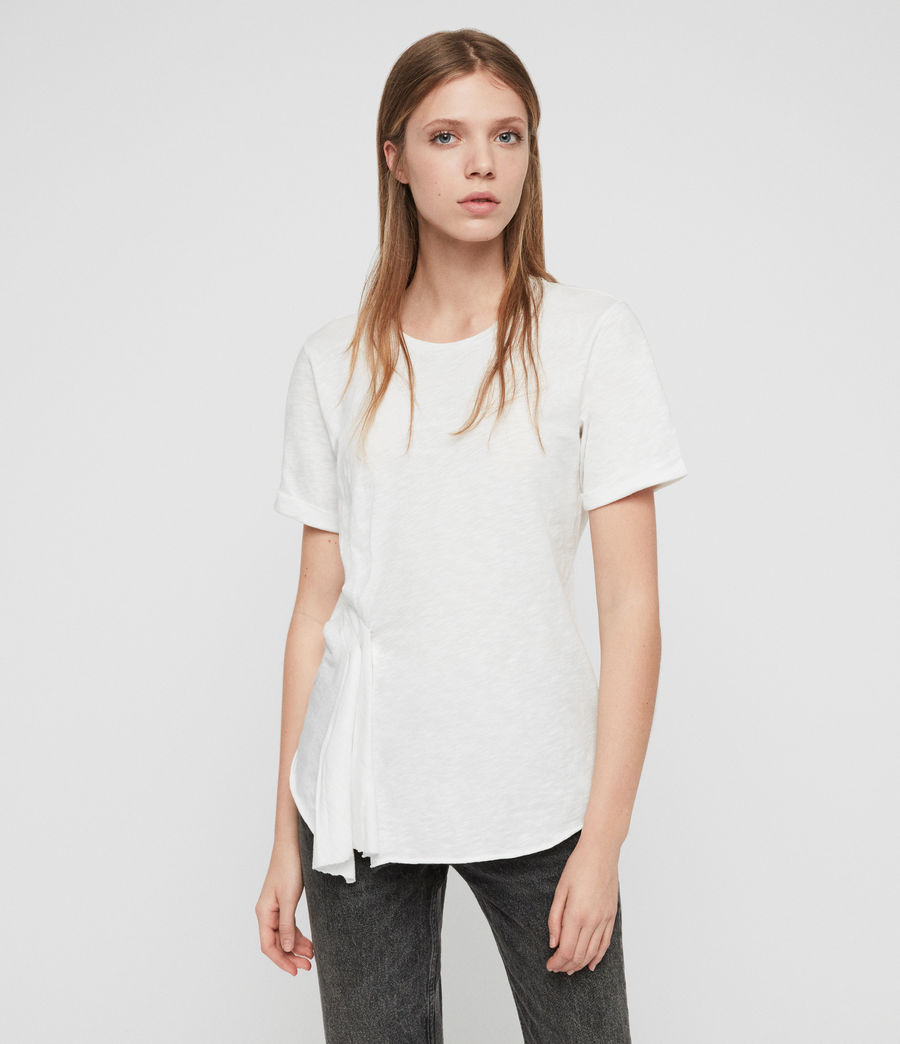 Womens Robi T-Shirt (chalk_white) - Image 1