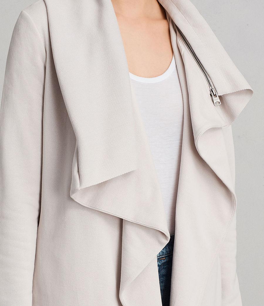 Damen Dahlia Sweatshirt (nude_stone) - Image 2