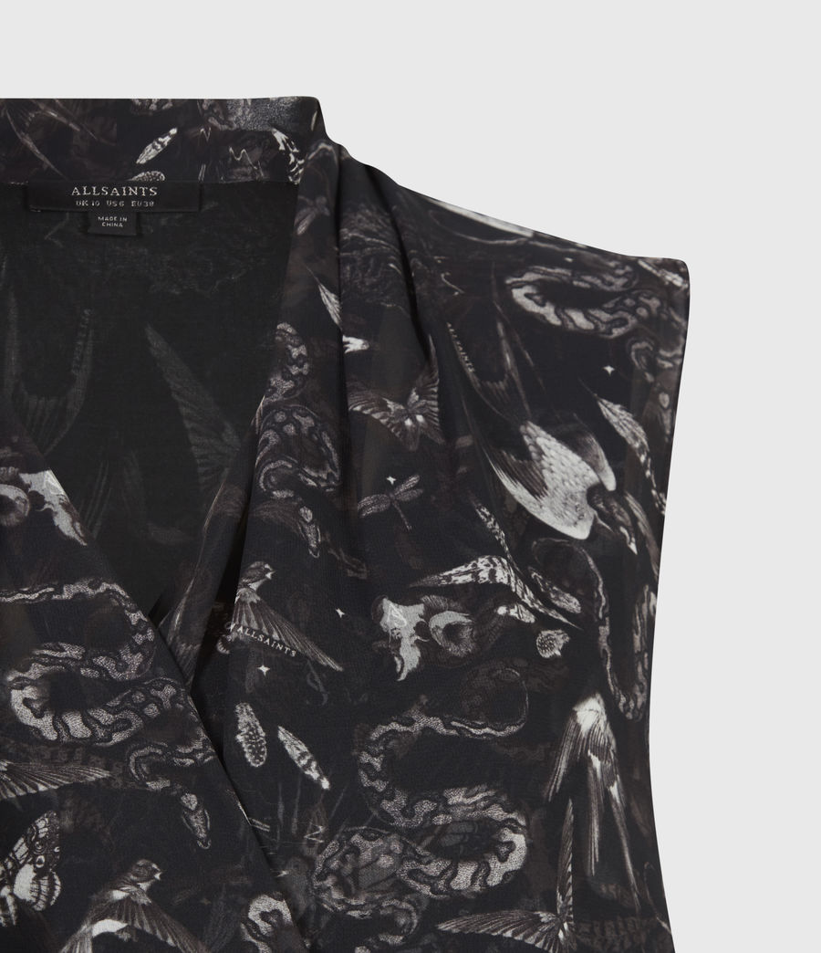 Damen Abi Somnium Top (black) - Image 5
