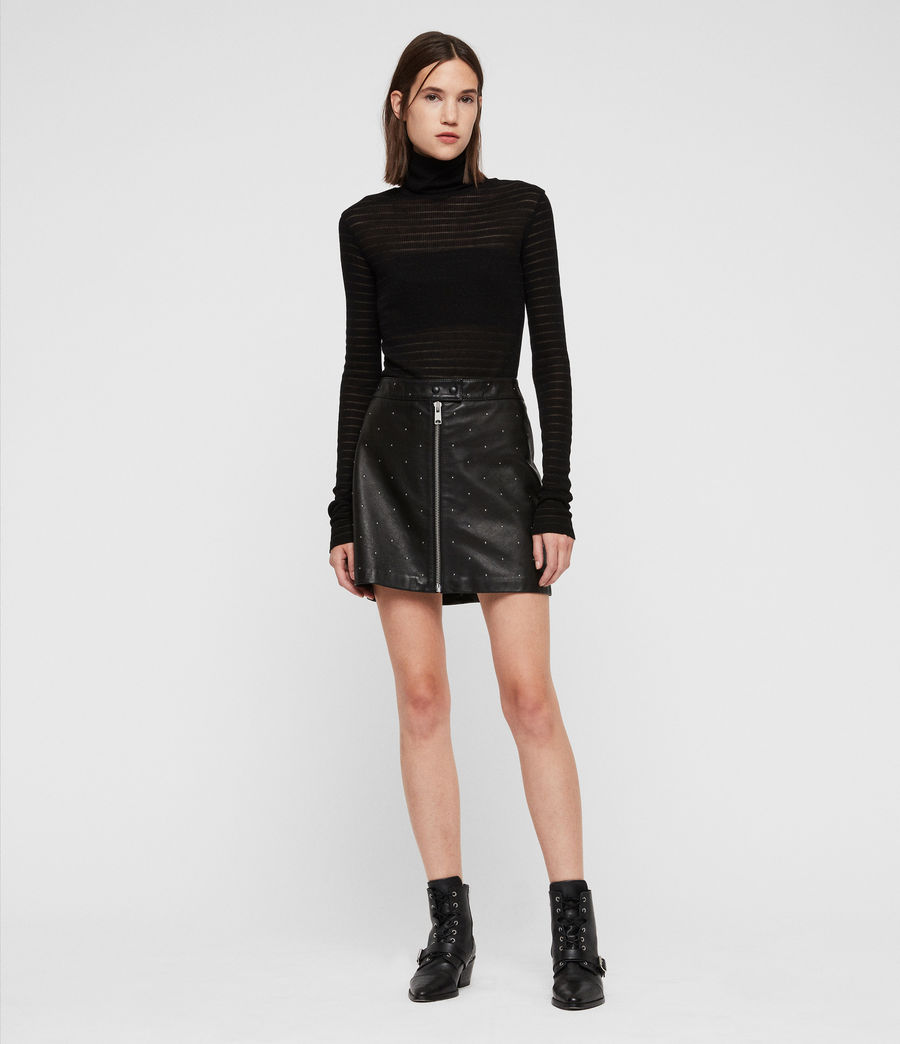 Femmes Top Esme Zandy (black) - Image 1