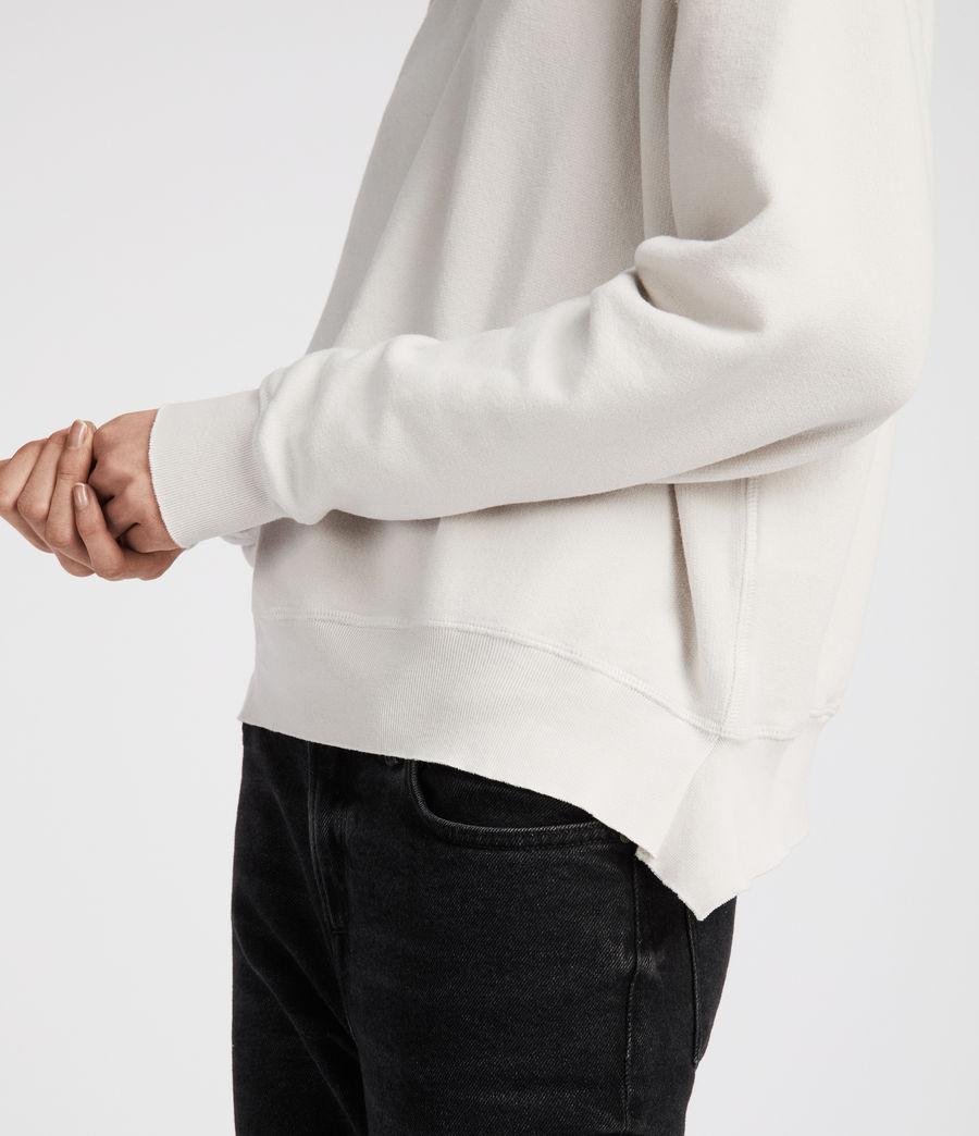 Women's Mila Raglan Sweatshirt (ivory_white) - Image 3