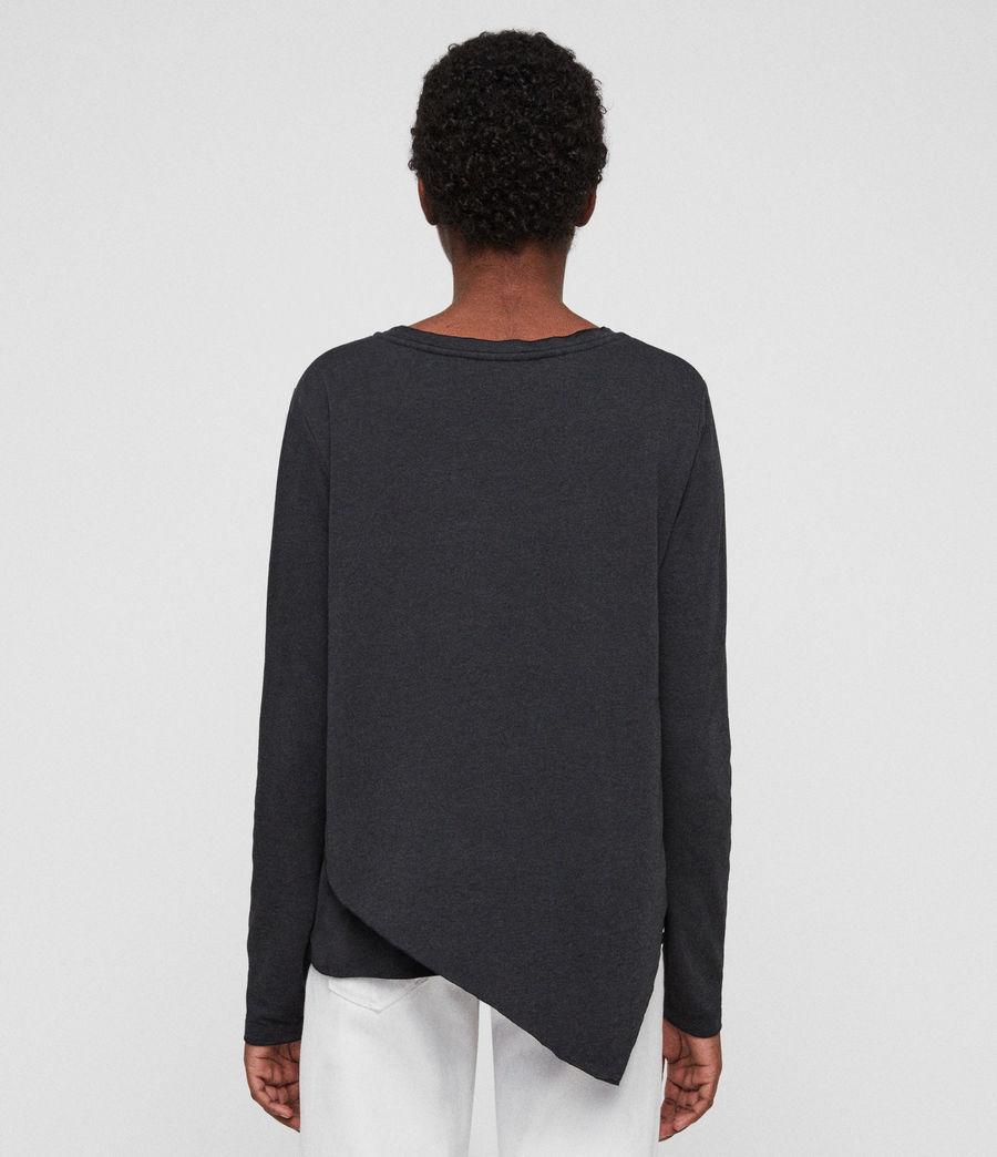 Women's Daisy T-Shirt (dark_night_blue) - Image 4