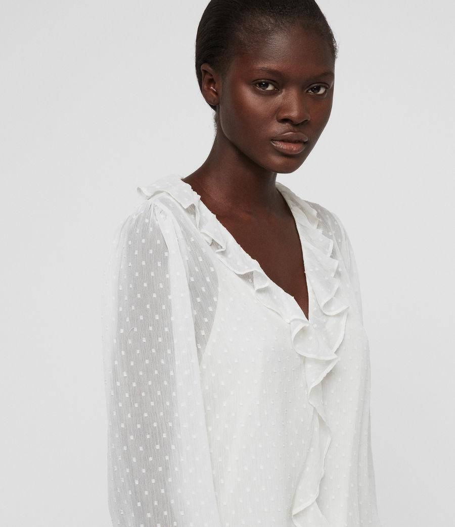 Mujer Top Ari (chalk_white) - Image 2