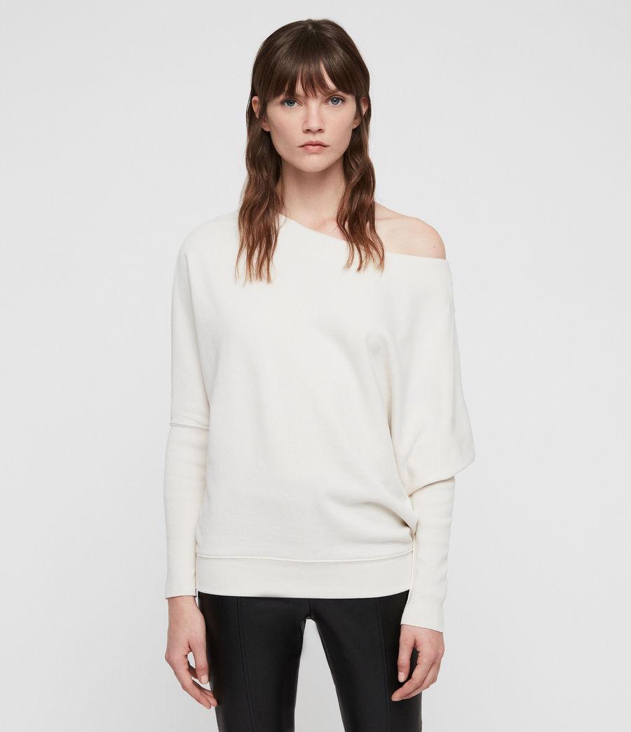 Mujer Ridley Sweatshirt (ivory_white) - Image 1