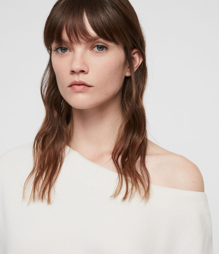 Mujer Ridley Sweatshirt (ivory_white) - Image 2