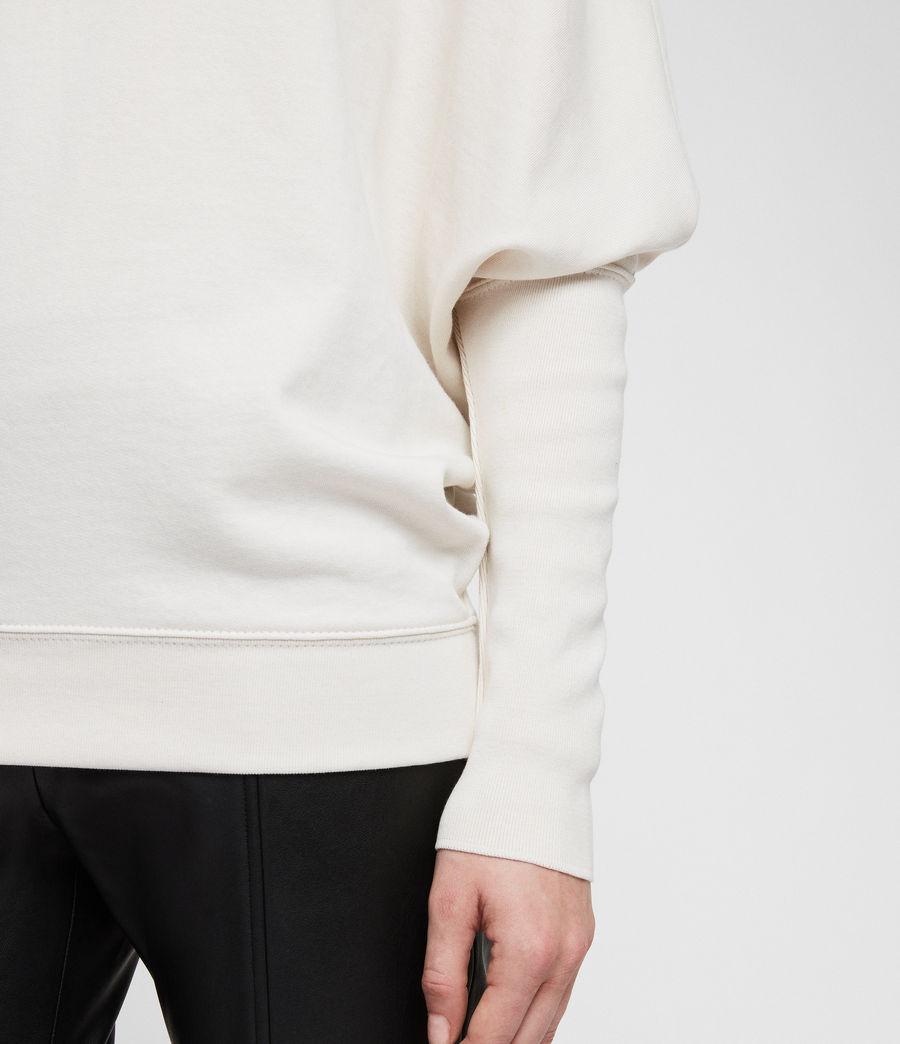 Mujer Ridley Sweatshirt (ivory_white) - Image 5