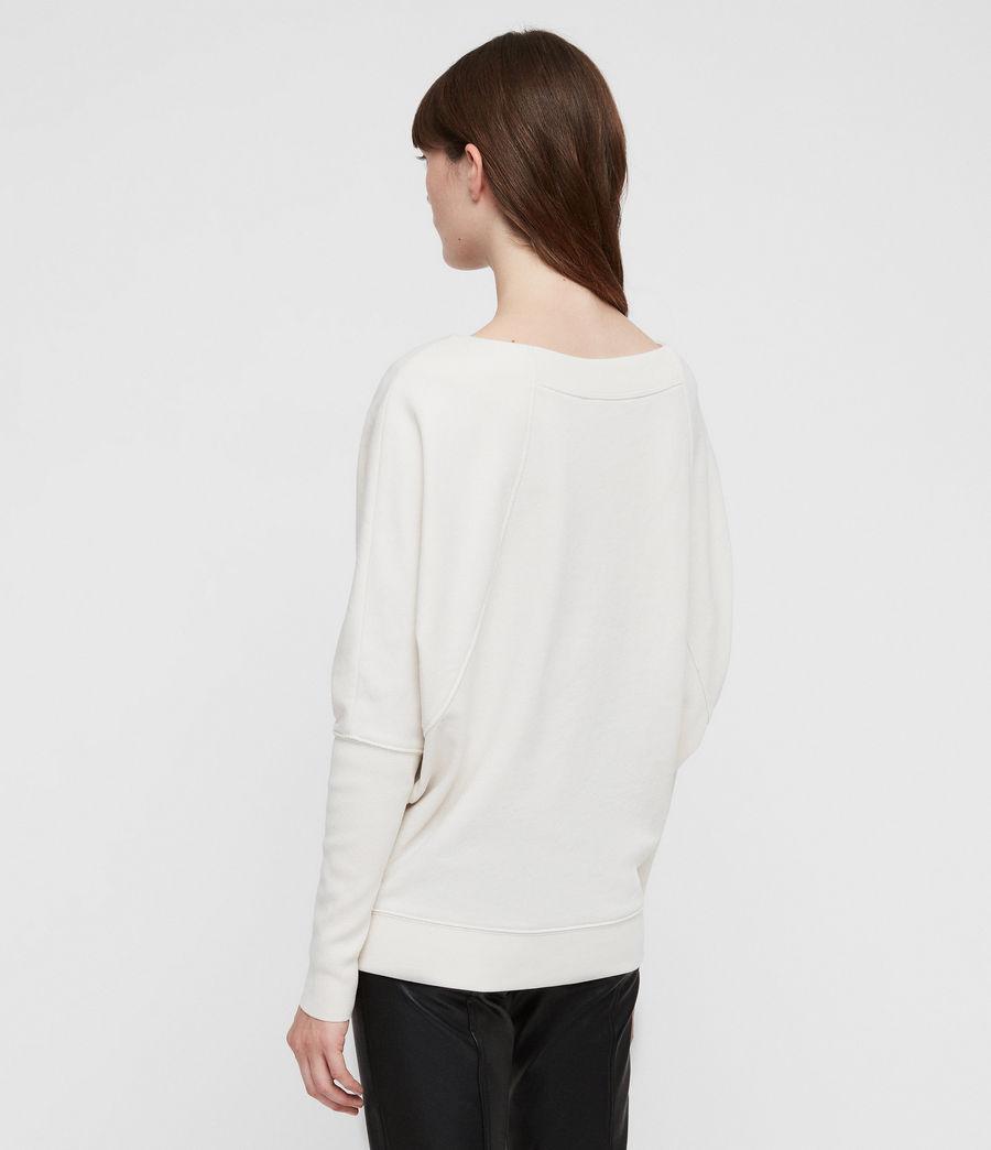 Mujer Ridley Sweatshirt (ivory_white) - Image 6