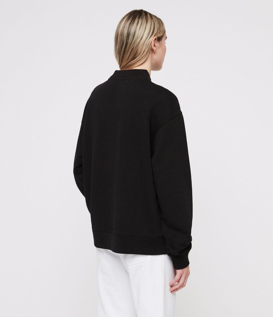 Femmes Sweat Mora (black) - Image 5
