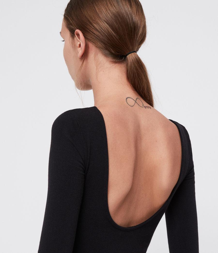 Mujer Raffi Bodysuit (black) - Image 2