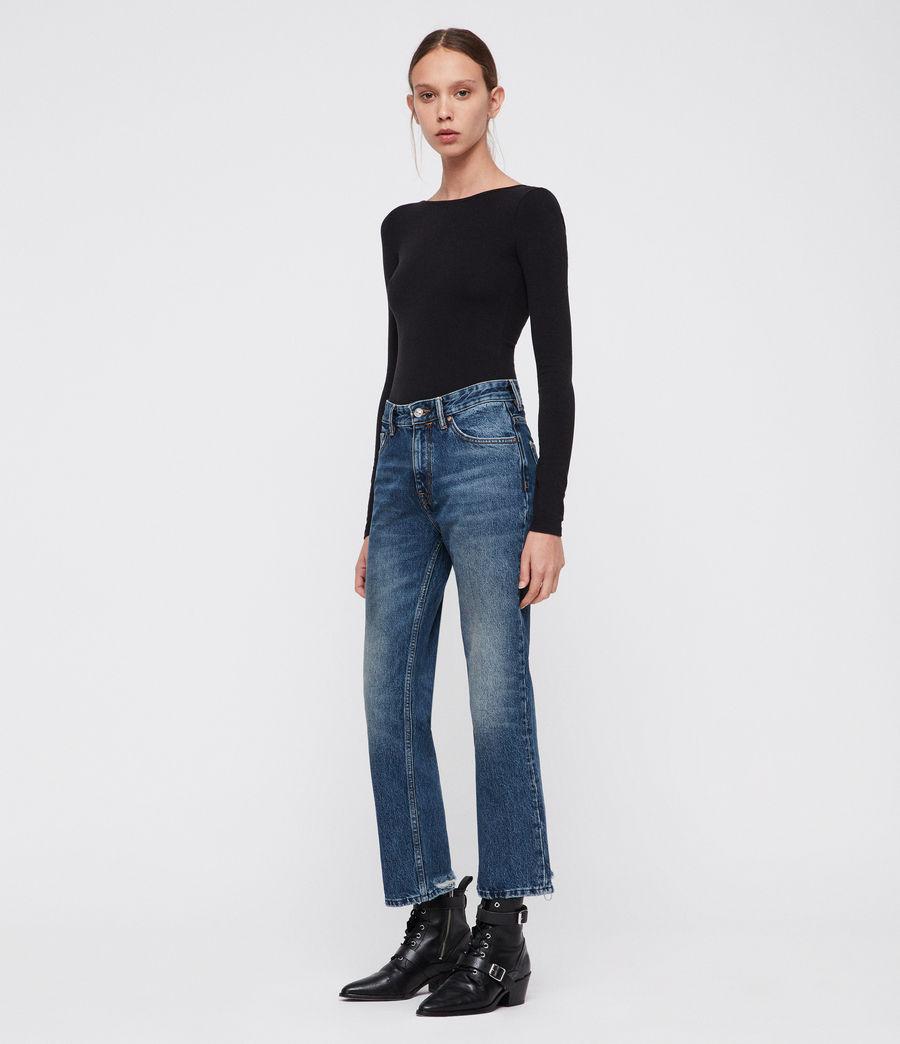 Mujer Raffi Bodysuit (black) - Image 3