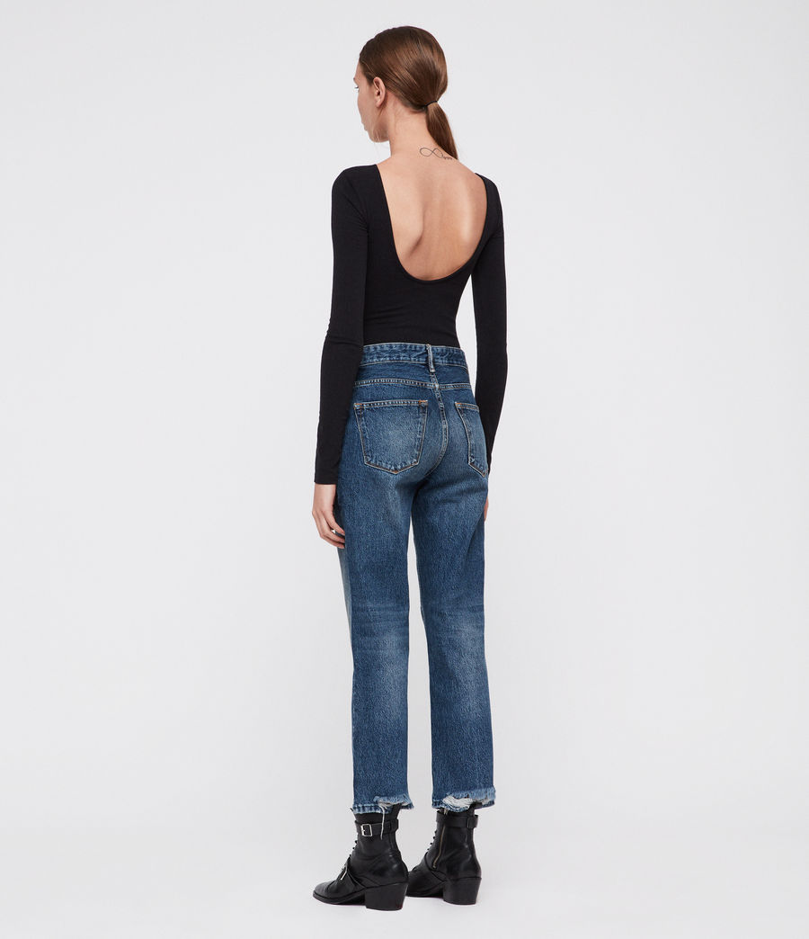 Mujer Raffi Bodysuit (black) - Image 4