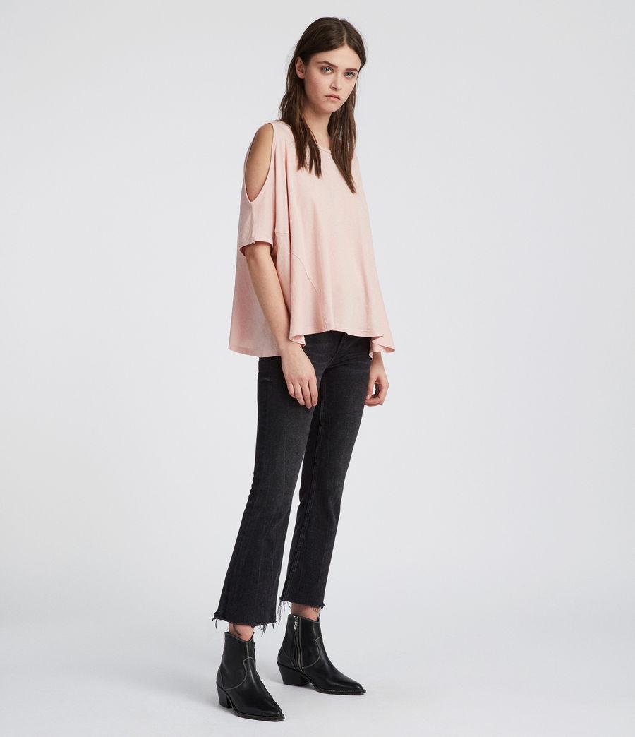 Femmes T-Shirt Ella Fifi (dusk_pink) - Image 1