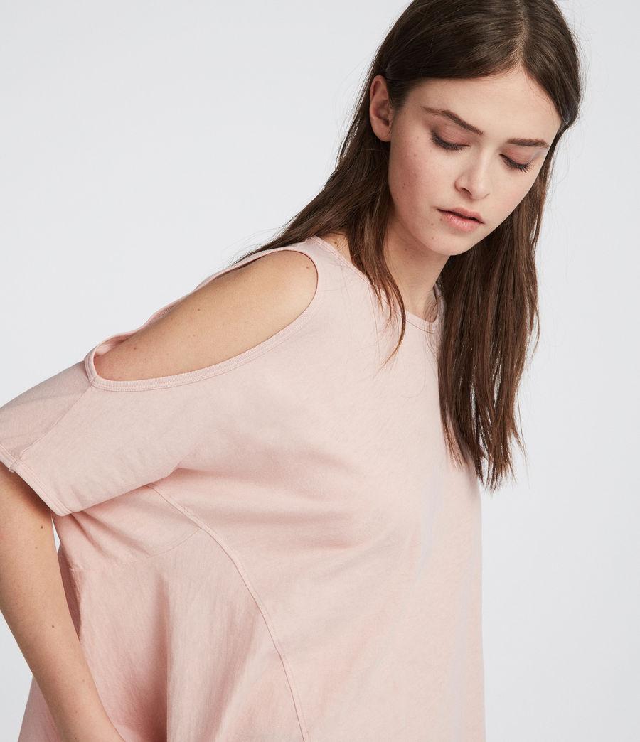 Femmes T-Shirt Ella Fifi (dusk_pink) - Image 2