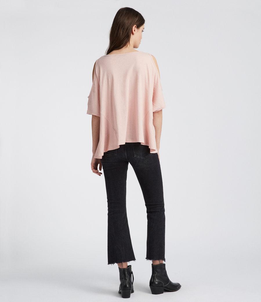Femmes T-Shirt Ella Fifi (dusk_pink) - Image 4