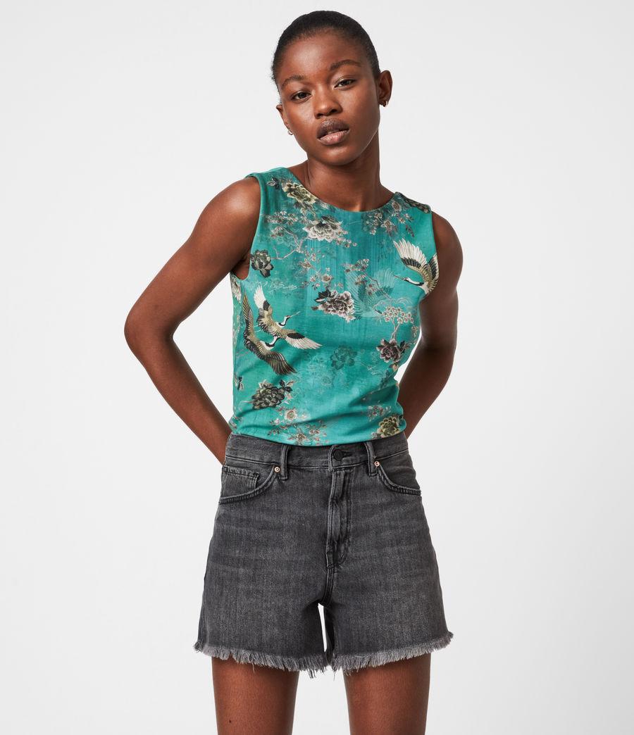 Damen Layla Rejuvenate Bodysuit (khaki_green) - Image 1