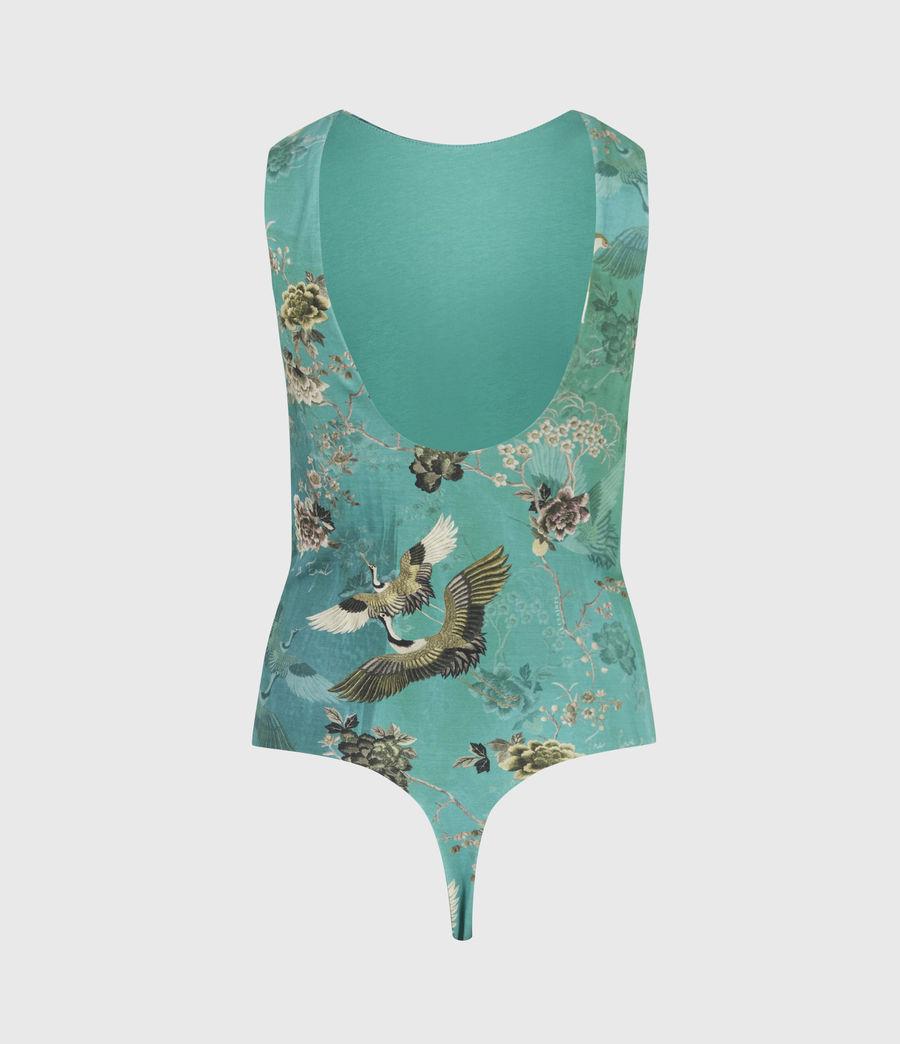 Damen Layla Rejuvenate Bodysuit (khaki_green) - Image 3
