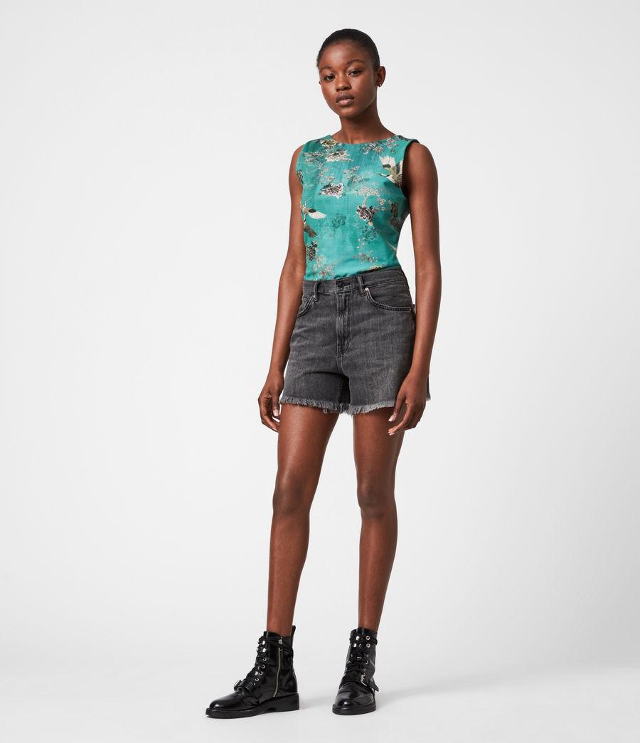 Damen Layla Rejuvenate Bodysuit (khaki_green) - Image 4