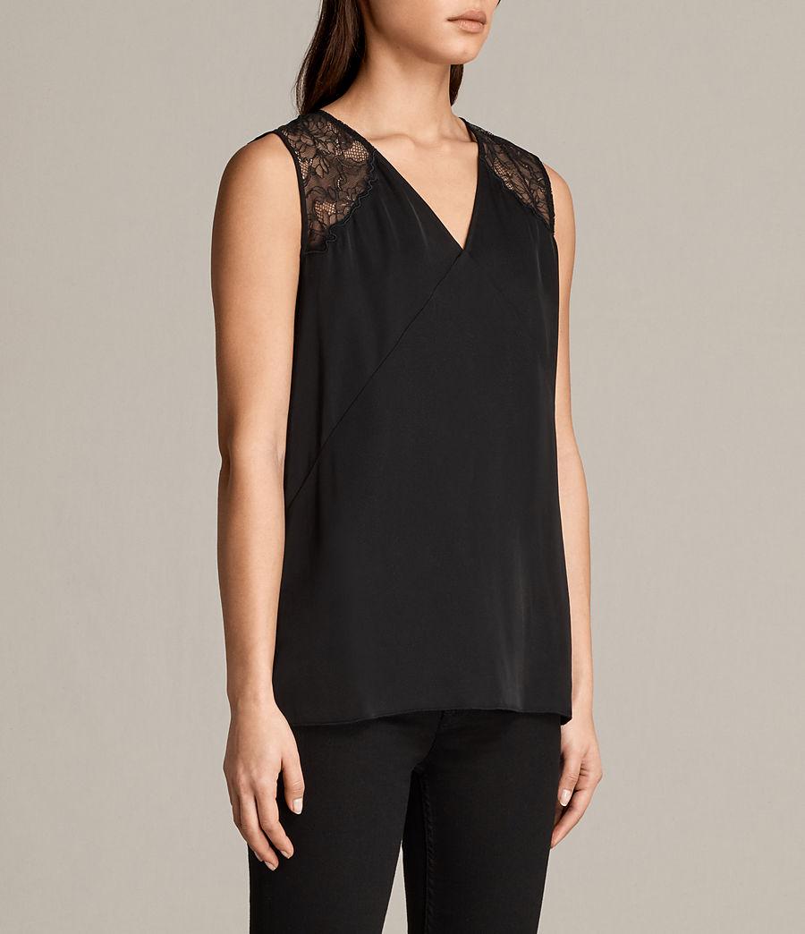 Women's Prism Top (black) - Image 3