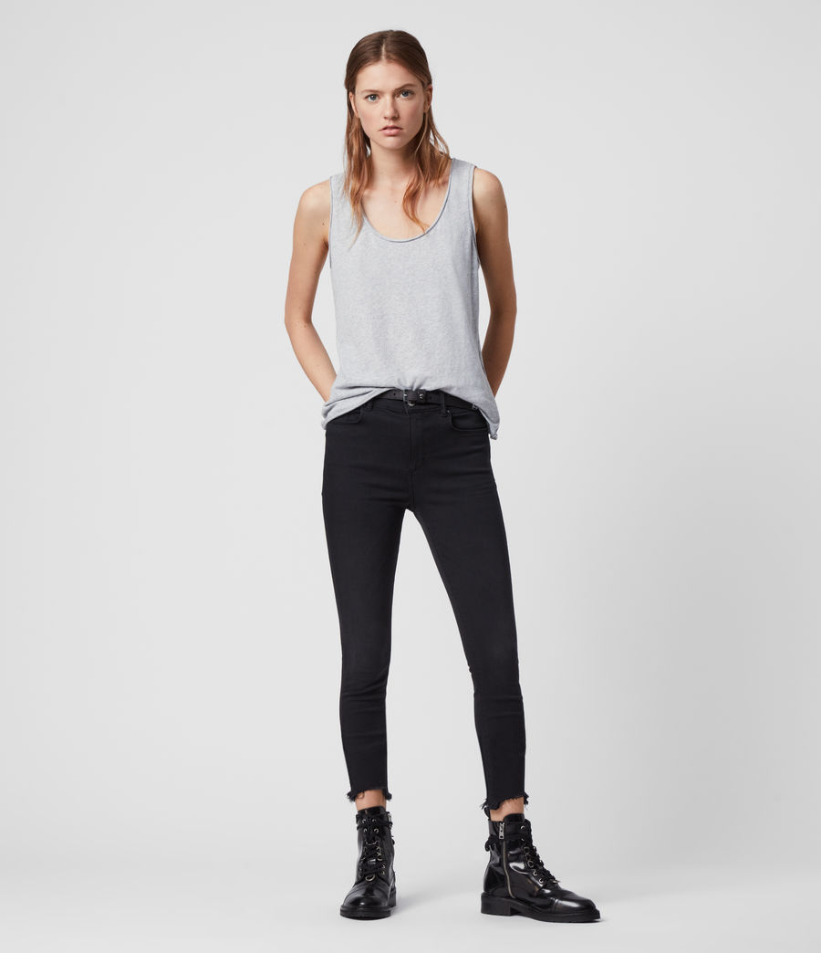 Womens Emelyn Tonic Tank (grey_marl) - Image 3
