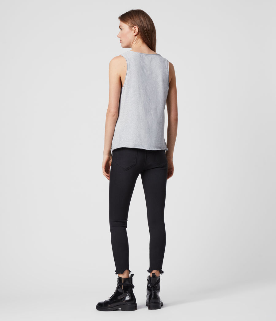 Damen Emelyn Tonic Tanktop (jet_black) - Image 5