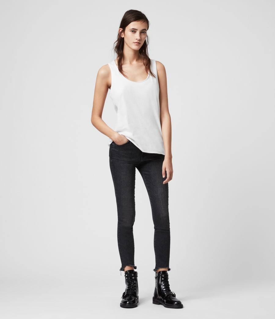 Womens Emelyn Tonic Tank (chalk_white) - Image 3