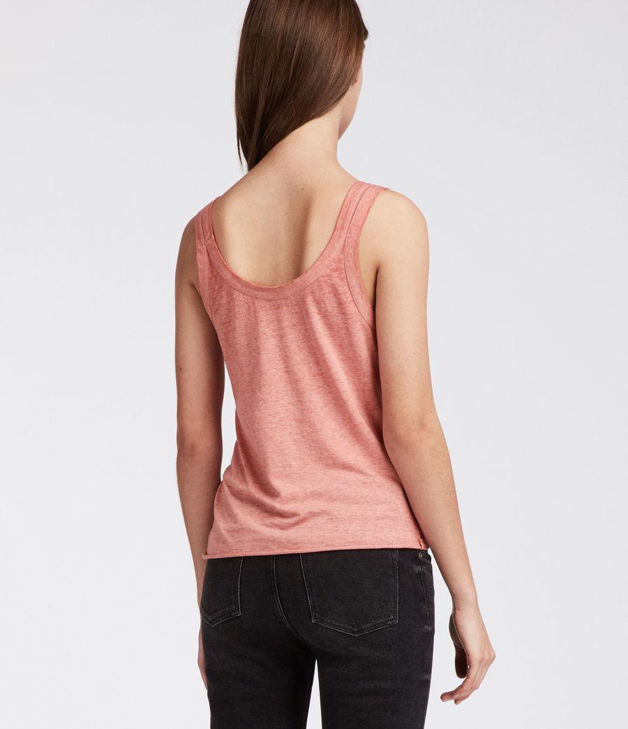 Mujer Camiseta Tina Devo (light_orchid_pink) - Image 5