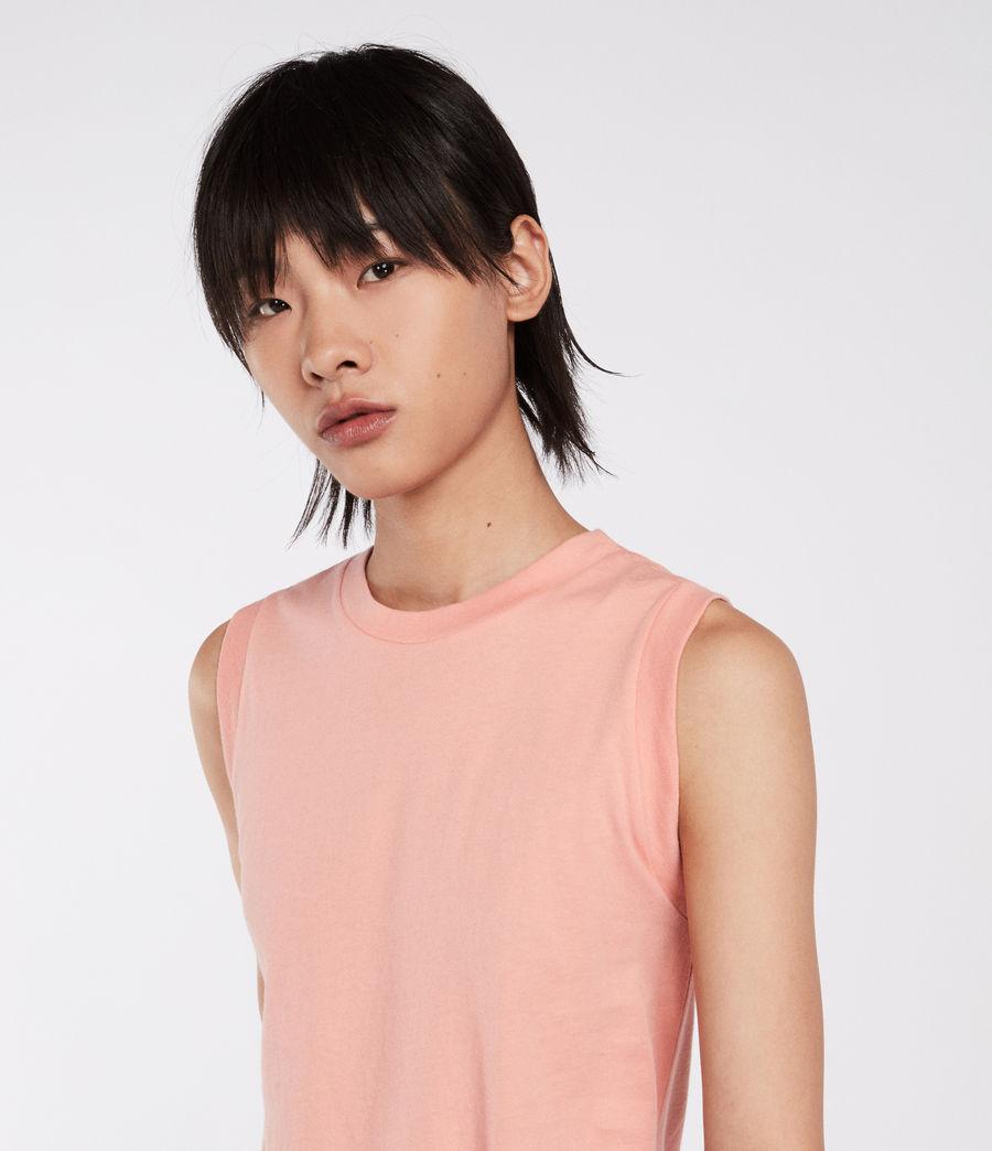 Mujer Imogen Tank (peach_pink) - Image 1